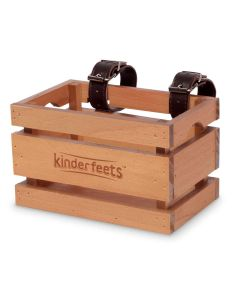 Crate with Straps - for Kinderfeets Balance Bike