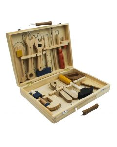 Wooden Tool Box - Knox and Floyd