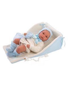 Bimbo Cambiador Baby Doll - 35cm - Llorens