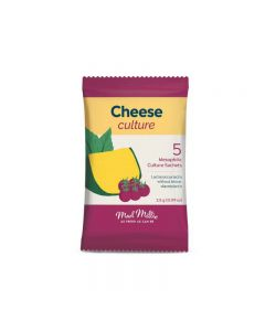 Cheese Culture (Mesophilic) Sachet - 5 pack - Mad Millie