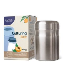 Culturing Flask - Mad Millie