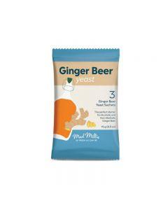 Ginger Beer Yeast - 3 pack - Mad Millie
