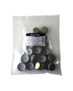 Bottle Caps / Crown Seals - pack of 55 - Mad Millie
