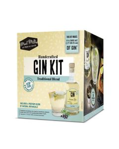 Handcrafted Gin Kit - Traditional Blend - Mad Millie