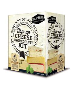 Top-Up Cheese Ingredients Kit - Mad Millie