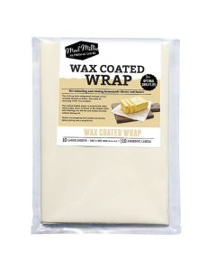 Wax Coated Paper - 240mm x 240mm - 10 Pack - Mad Millie
