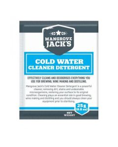 Cold Water Cleaner Detergent - 25g - Mangrove Jack's