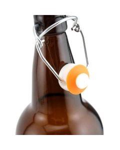 Lids with Seals for Flip-Top Bottles (bag of 6) - Mangrove Jack's