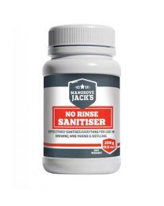 No Rinse Sanitiser - 250g - Mangrove Jack's