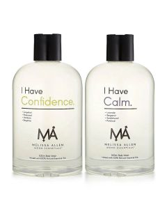I Have Calm & I Have Confidence Body Wash Pack - Melissa Allen Mood Essentials