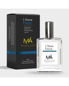I Have Focus Fragrance - 50ml - Melissa Allen Mood Essentials