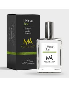 I Have Joy Fragrance - 50ml - Melissa Allen Mood Essentials