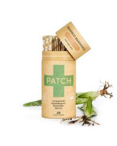 Patch Bamboo Adhesive Bandages - Aloe Vera - 25 pack