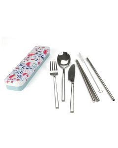 Carry Your Cutlery - Botanical - Retro Kitchen