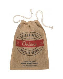 Produce Sack - Onions - Retro Kitchen