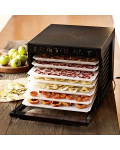 9 Tray Sedona Classic Digitally Controlled Food Dehydrator - Tribest