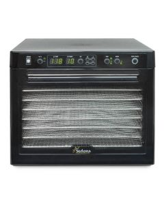 9 Tray Sedona Classic Stainless Steel Digitally Controlled Food Dehydrator - Tribest