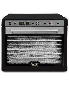 9 Tray Sedona Combo Stainless Steel Digitally Controlled Food Dehydrator - Tribest