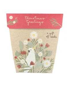Australian Christmas Gift of Seeds - Sow 'n Sow