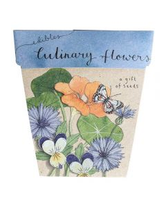 Culinary Flowers Gift of Seeds - Sow 'n Sow