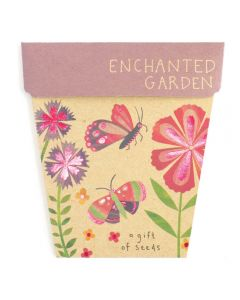 Enchanted Garden Gift of Seeds - Sow 'n Sow