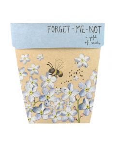 Forget Me Not Gift of Seeds - Sow 'n Sow