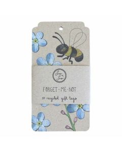 Forget-Me-Not Gift Tag - 10 pack - Sow 'n Sow