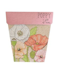 Poppy Gift of Seeds - Sow 'n Sow