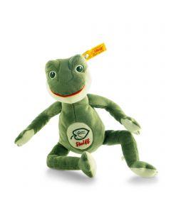 Fabio Frog - Steiff Babyworld - Green, 26cm