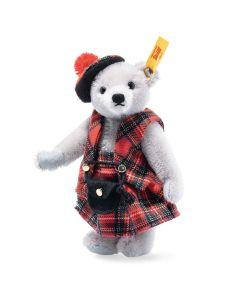 Great Escapes Edinburgh Steiff Classic Teddy Bear - Light Blue, 15cm