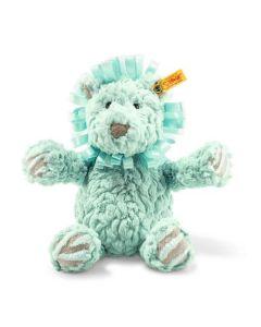 Pawley Lion - Steiff Soft Cuddly Friends - Green, 20cm