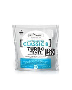 Classic 8 Turbo Yeast - Still Spirits