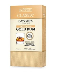 Classic Australian Gold Rum Flavouring - Still Spirits