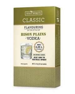 Classic Bison Plains Vodka Flavouring - Still Spirits