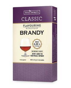 Classic Brandy (2 x 1.125L sachets) - Still Spirits