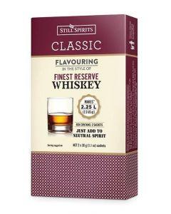 Classic Finest Reserve Scotch Whiskey (2 x 1.125L sachets) - Still Spirits