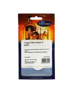 Filter Paper, Large - 5 pack - Still Spirits