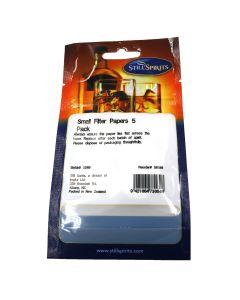 Filter Paper, Small - 5 pack - Still Spirits