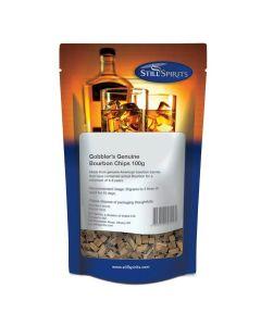 Gobbler's Bourbon Chips - 100g - Still Spirits