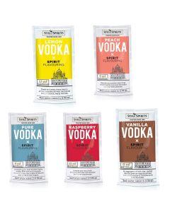 Just Add Vodka Spirit Flavouring Collection - Still Spirits