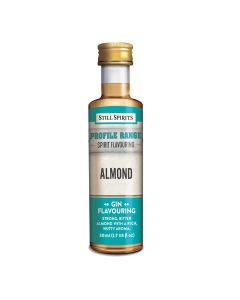Top Shelf Gin Profile Almond - Still Spirits