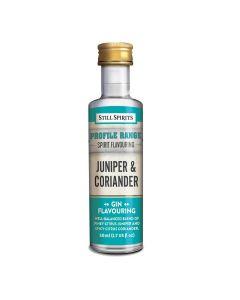 Top Shelf Gin Profile Juniper & Coriander - Still Spirits