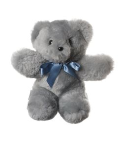 Basil Teddy Bear - Silver Fox - Small - Tambo Teddies