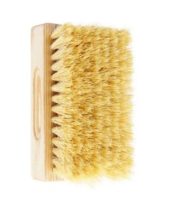 Bath Brush with Firm Tampico Bristles - Tek
