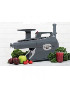 Greenstar Pro Commercial Twin Gear Complete Masticating Juicer - Tribest