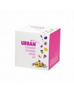 Culinary Flowers Grow Kit - Urban Greens