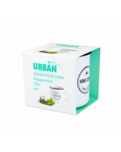Grow Your Own Tea - Peppermint - Urban Greens