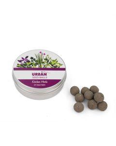 Seed Balls - Kitchen Herbs - Urban Greens
