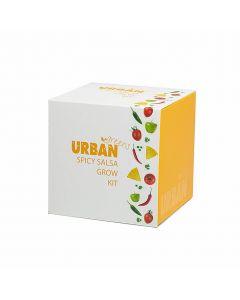 Spicy Salsa Grow Kit - Urban Greens