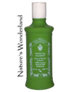 Vegetal Shampoo - 200ml - Antica Herbavita
